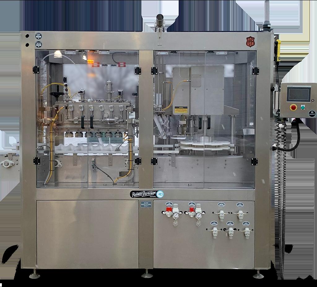 Inline machine